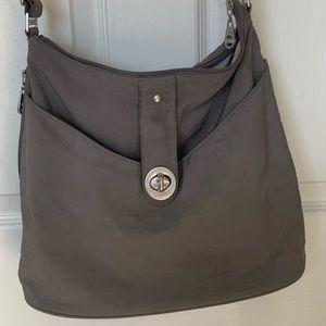 Baggallini - gray cross-body bag